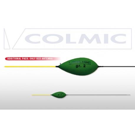 Splávek Colmic Menta 4x12g