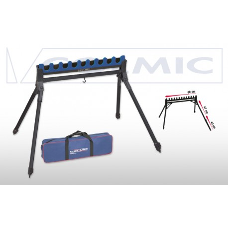 Colmic Top Kit Rest With Legs 9 Slots