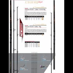 Priam Rush feeder 3-S 3.80m 60gr