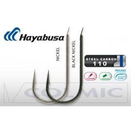 HCHK 128 black nickel velikost-8 15ks