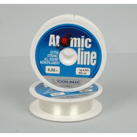 Vlasec ATOMIC LINE 100m 0,14mm