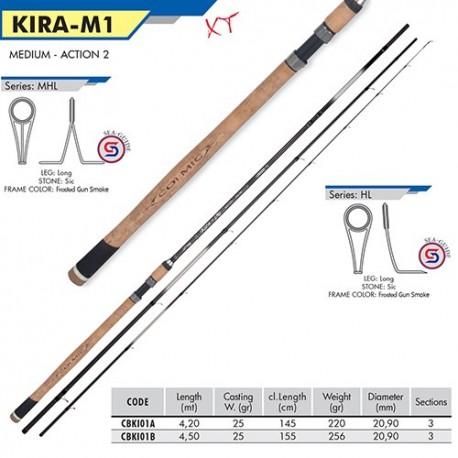 KIRA-M1 4,50m 25gr