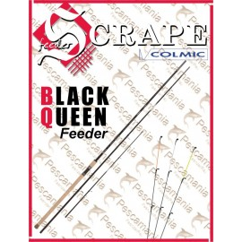 Black Queen feeder 3.90m 40-120gr