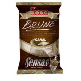 3000 Brune Canal 1kg
