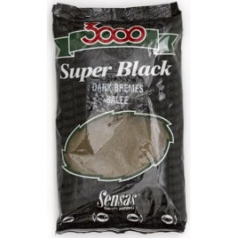 3000 Super Black Dark Bremes Salee 1kg