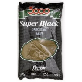 3000 Super Black Dark Etang Salee 1kg
