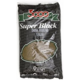 3000 Super Black Dark Riviere Salee 1kg