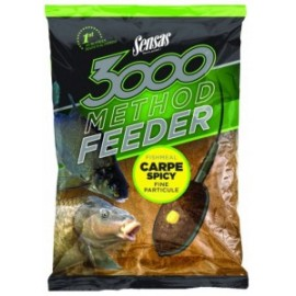 3000 Method Feeder Carpe Spicy 1kg