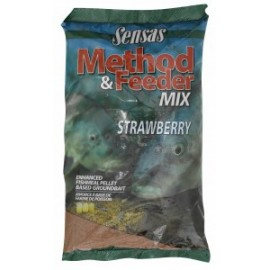 3000 Method Feeder Strawberry 1kg