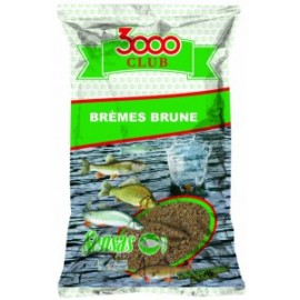 3000 Club Bremes Brune 1kg