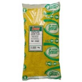 Chapelure Fluo-Jaune (žlutá angl.vločka) 1kg