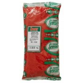 ChapChapelure Fluo-Rouge (červená angl.vločka) 1kg