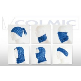 Šátek Colmic modrý