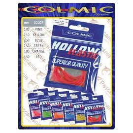 Guma do dělicky Colmic HOLLOW Elastic 1,80 3m