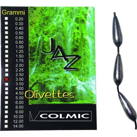 Olivettes Colmic 2.25g