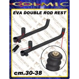 Colmic Double Eva Rod Rest